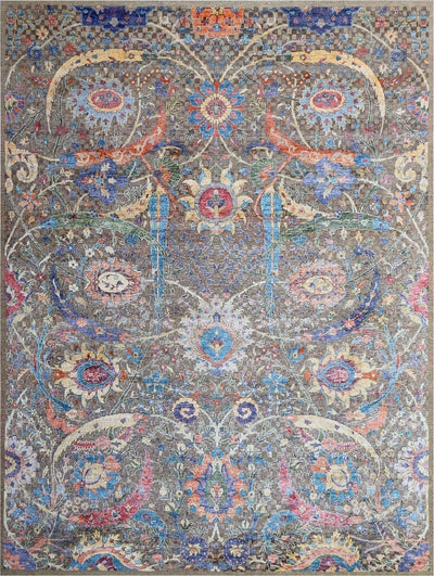 Handknotted Rug RBN4086