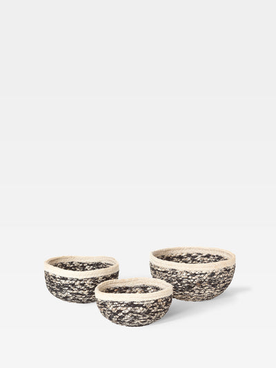 Kirra Jute Bowl Set