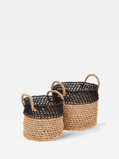 Mooi Paper Basket Set
