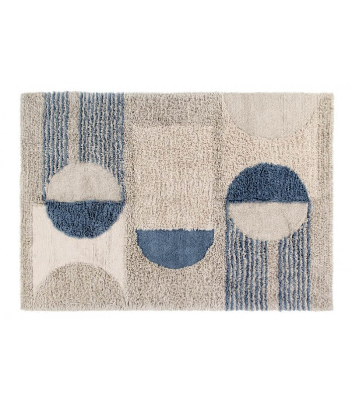 Lorena Canals Woolable Rug Sun Rays