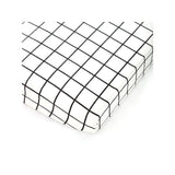 Gautier Polka Fitted Sheet Black & White