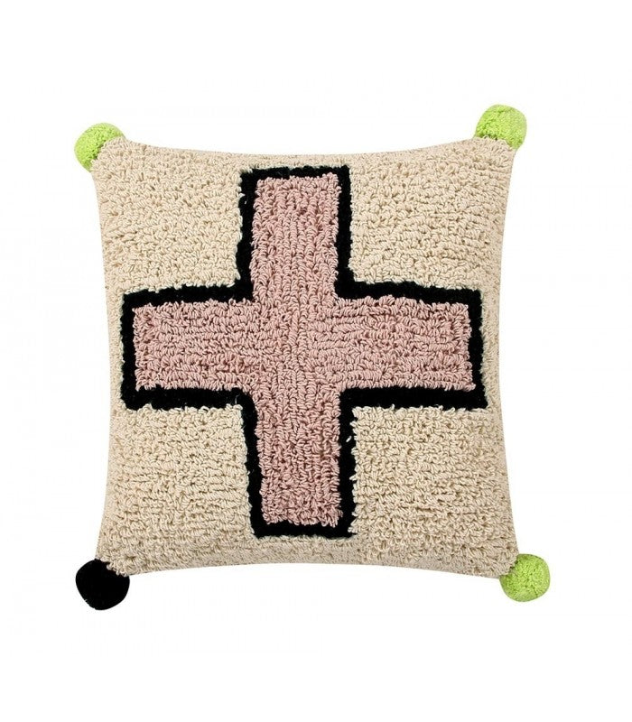Lorena Canals Cushion Cross