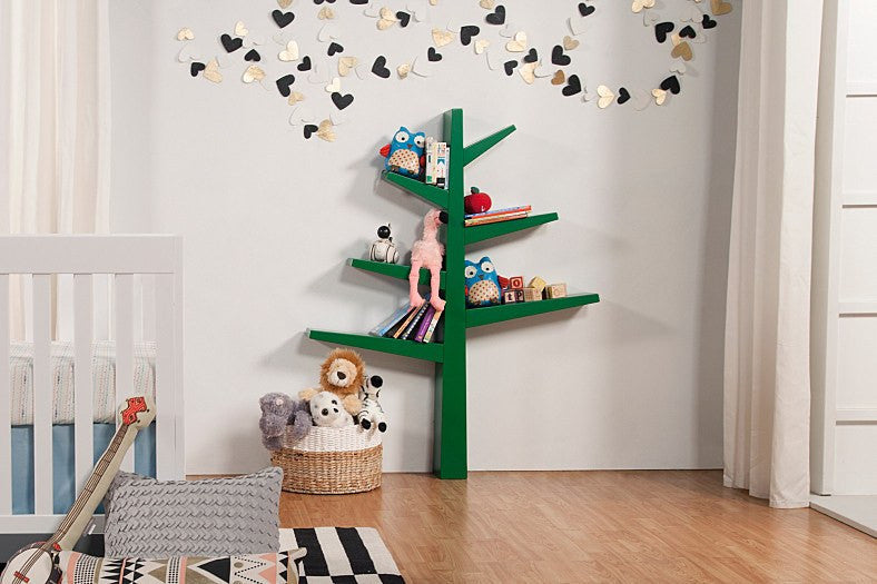 Million Dollar Baby Babyletto Spruce Tree Bookcase - fawn&forest