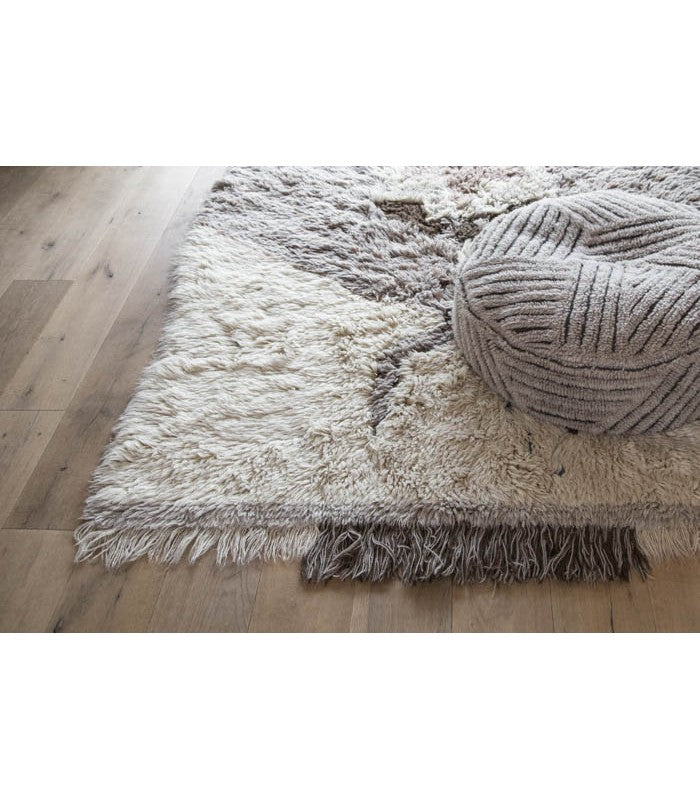 Lorena Canals Woolable Pouffe Fields