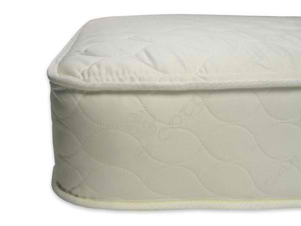 Naturepedic Naturepedic Organic Quilted Deluxe Twin Mattress - fawn&forest