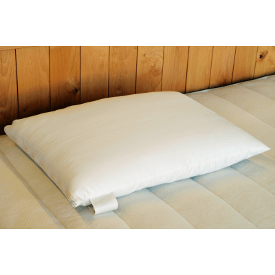 Wool Wrapped Latex Pillow