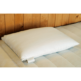 Holy Lamb Wool Wrapped Latex Pillow - fawn&forest