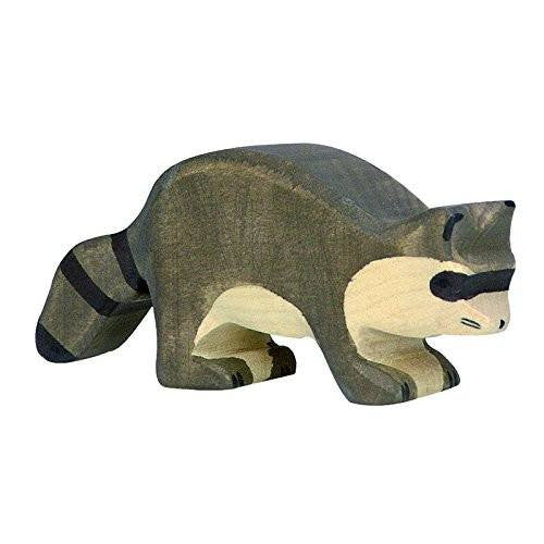 Holztiger Wooden Raccoon - fawn&forest