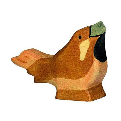 Holztiger Wooden Sparrow - fawn&forest