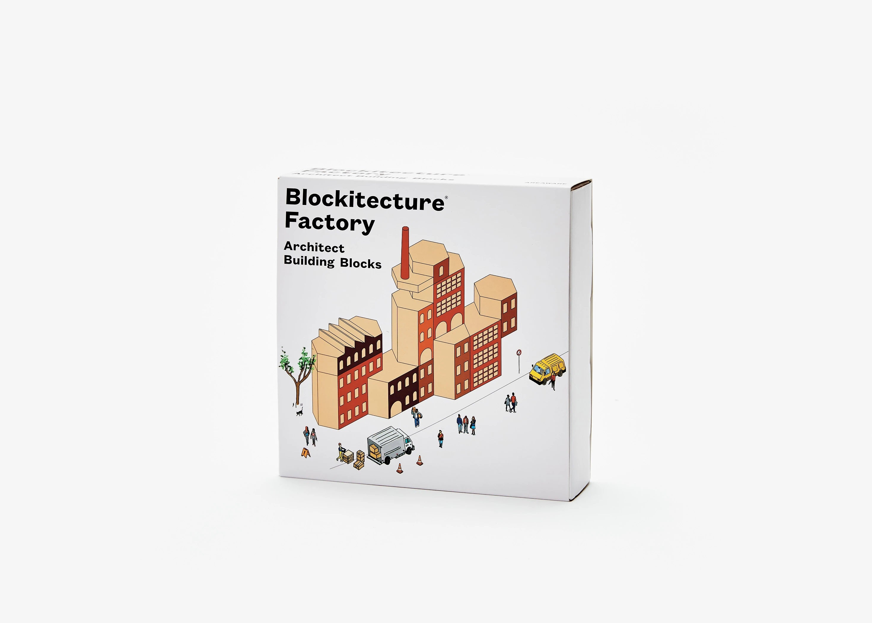 Areaware Blockitecture - Factory