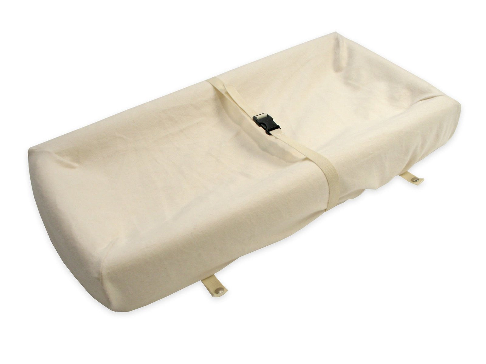 Naturepedic Naturepedic Organic Contoured Changing Pad Cover - fawn&forest