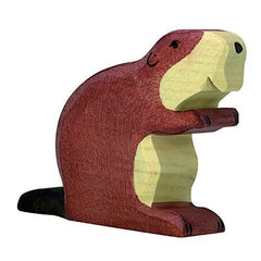 Holztiger Wooden Beaver - fawn&forest