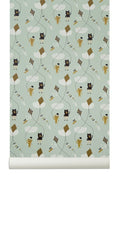 Ferm Living Ferm Living Kite Wallpaper - fawn&forest