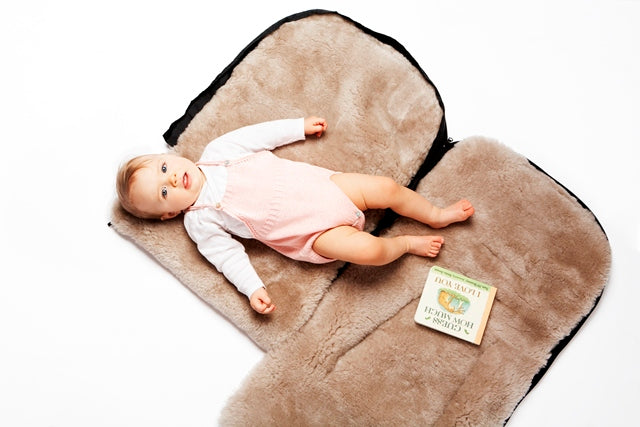 Elks & Angels Snuggle Pod - fawn&forest