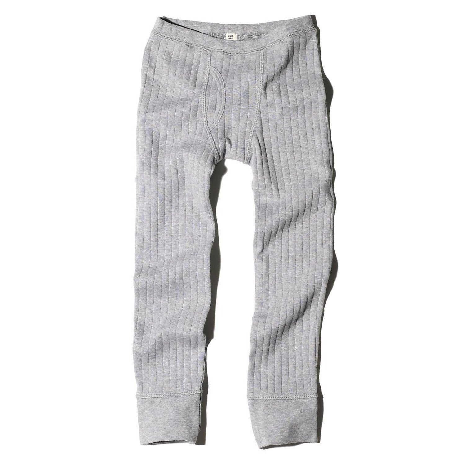 Goat-Milk Goat-Milk Boys Dropneedle Thermal Bottoms - fawn&forest