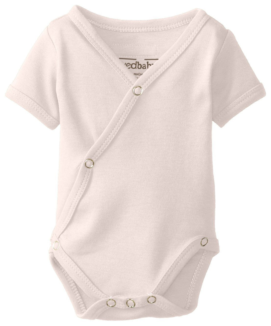 fawn&forest Organic Kimono Shortsleeve Bodysuit - fawn&forest