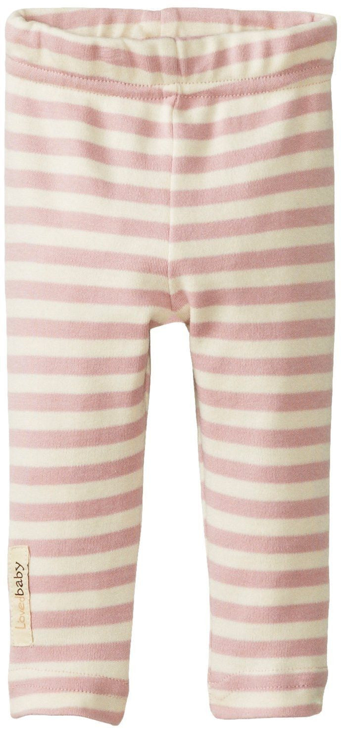fawn&forest Organic Cotton Leggings - Striped - fawn&forest