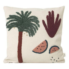 Ferm Living Kids Palm Cushion