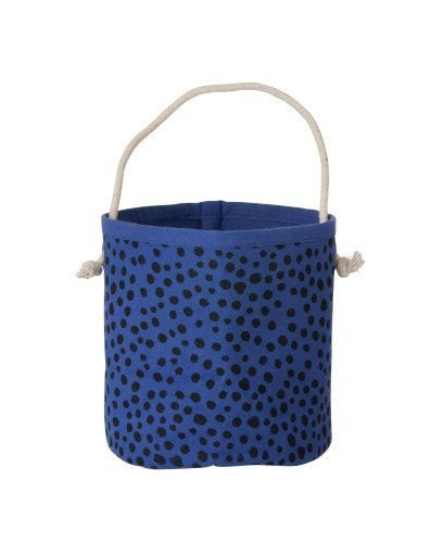 Ferm Living Ferm Living Billy Basket Blue - fawn&forest