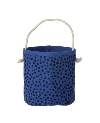 Ferm Living Billy Basket Blue