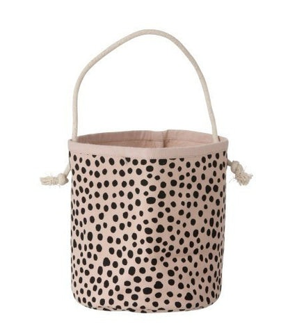 Ferm Living Billy Basket Pink