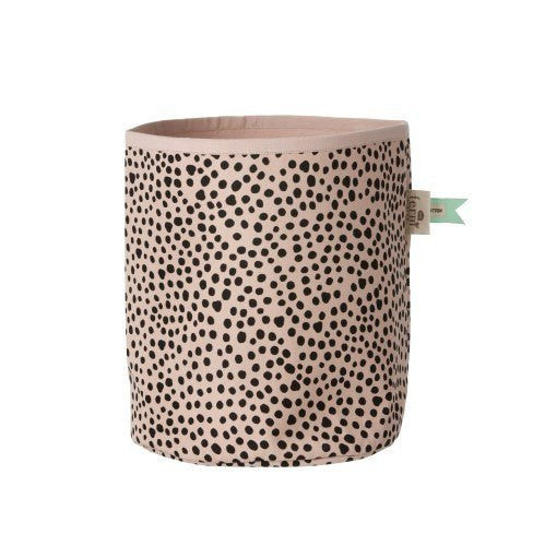 Ferm Living Ferm Living Billy Basket Pink - fawn&forest