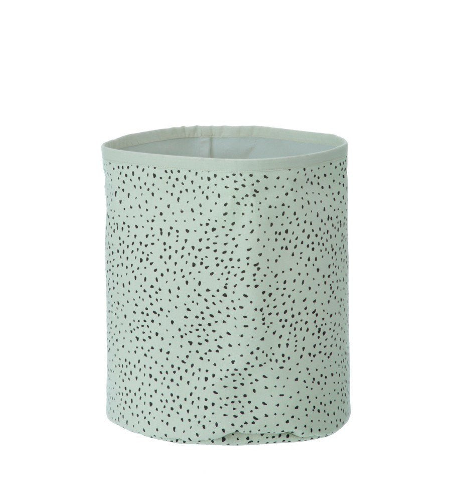 Ferm Living Ferm Living Mint Dot Basket - fawn&forest