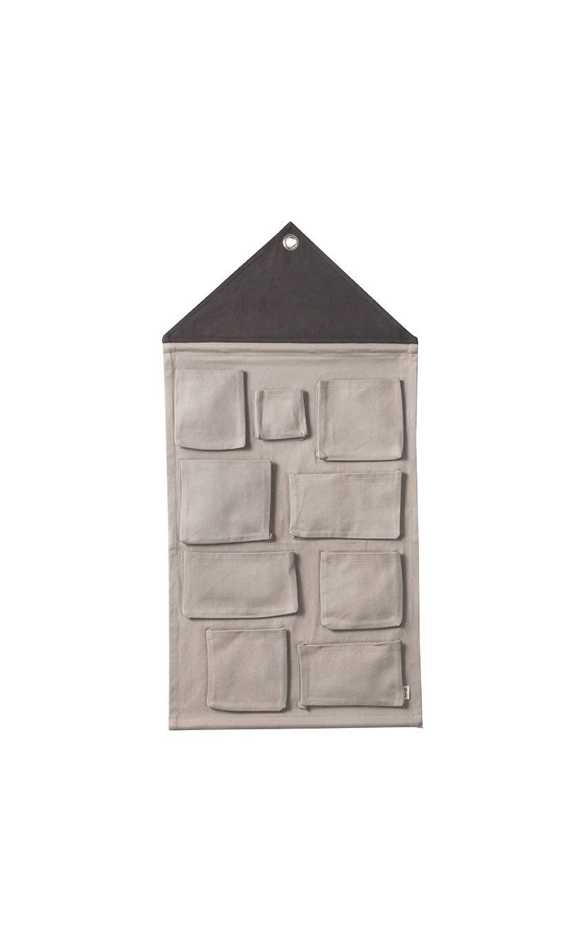 Ferm Living Kids House Wall Storage