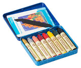 Stockmar Beeswax Crayons - 8 Extra Colors