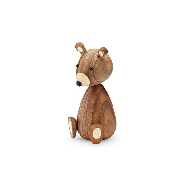 Ferm Living Wood Bear Family - fawn&forest