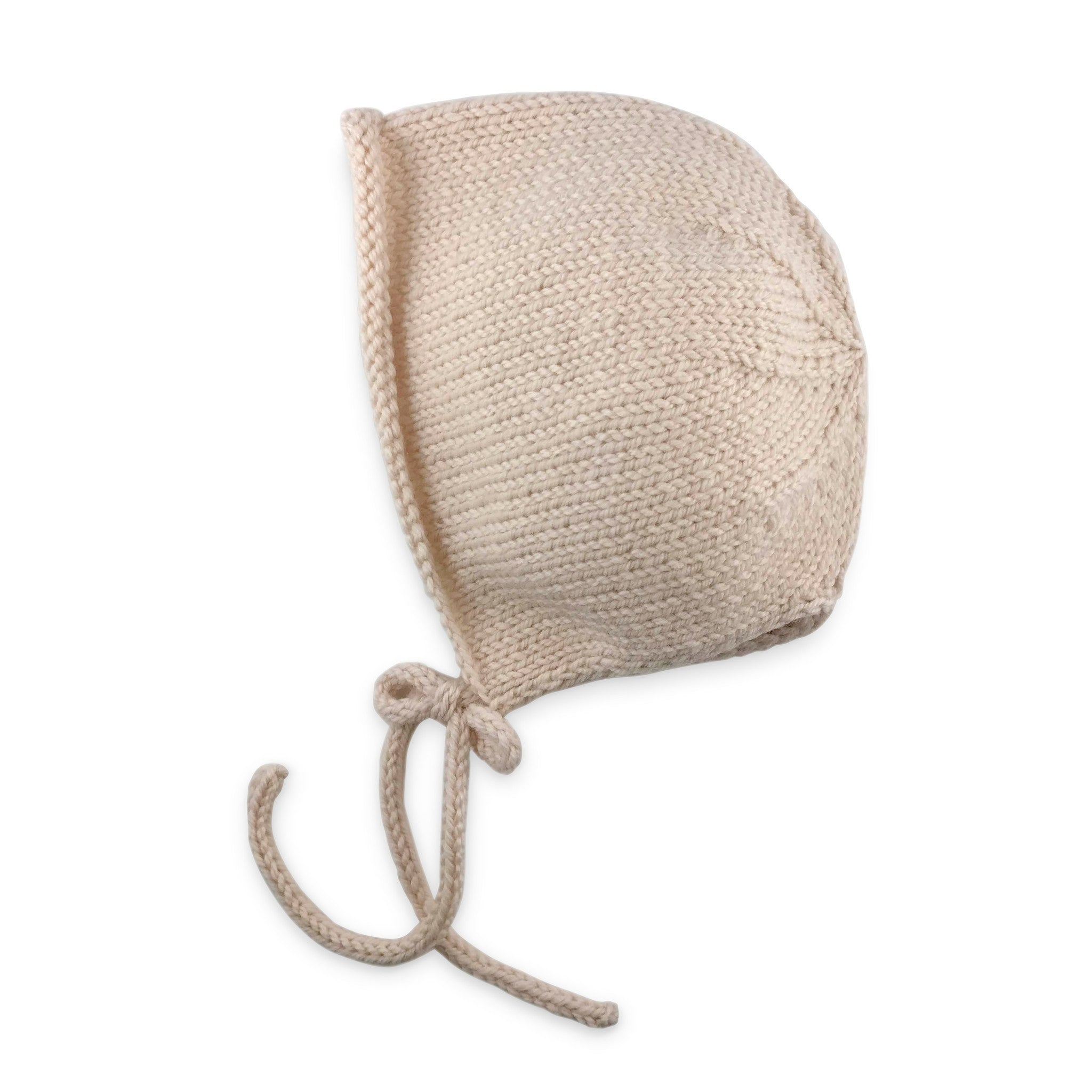 fawn&forest Knit Brynlee Bonnet - Petal - fawn&forest