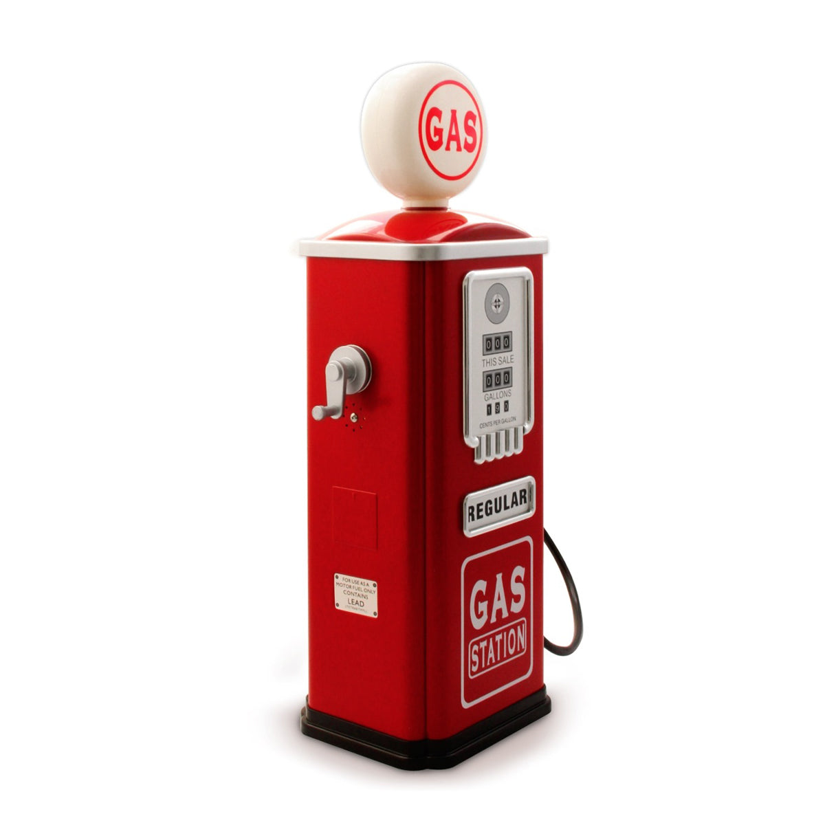 Baghera Metal Gas Station Pump