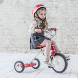 Bahgera Vintage Red Tricycle