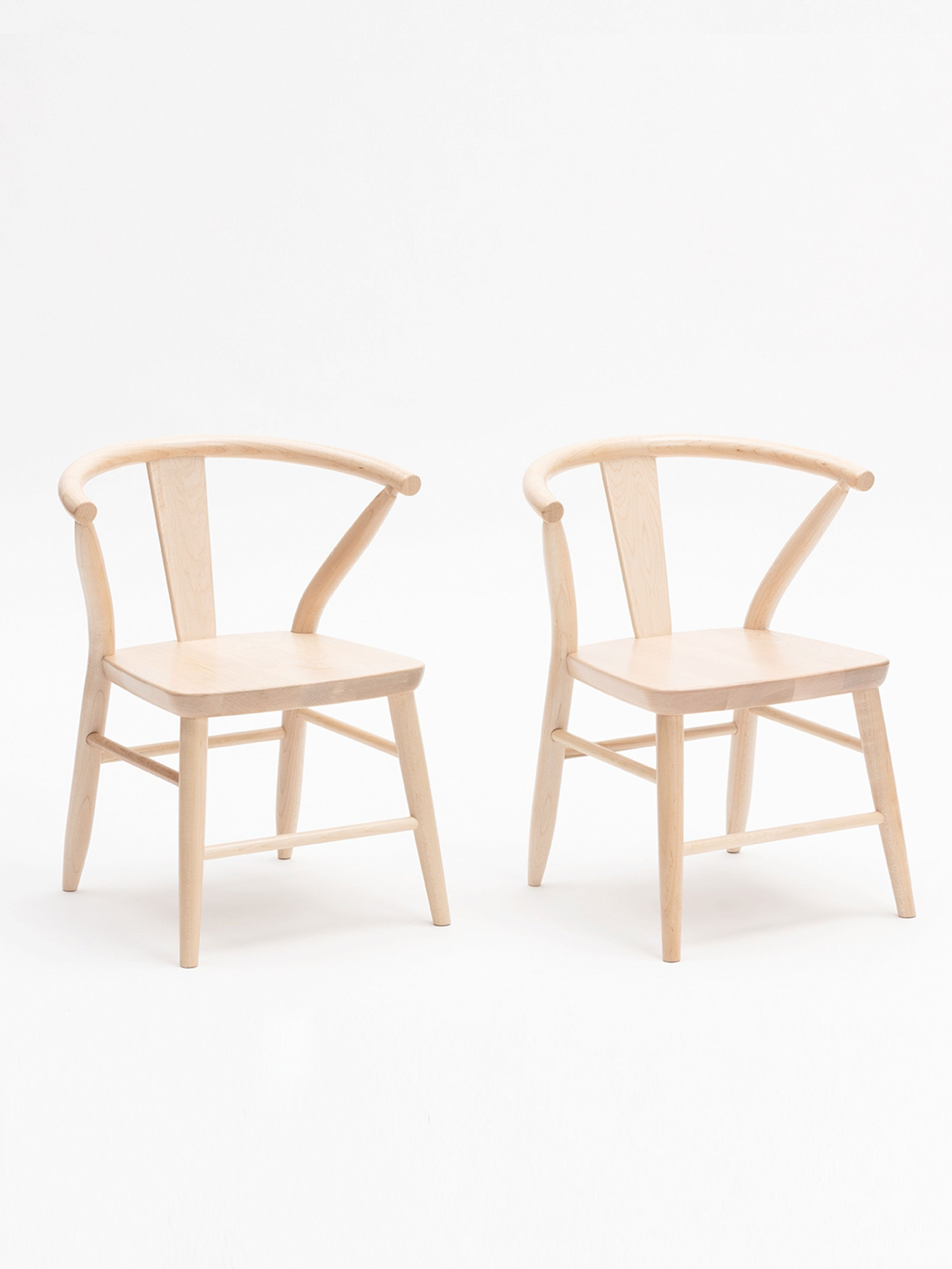 Milton & Goose Crescent Chairs