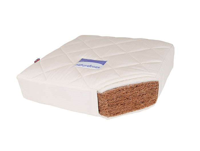 Naturalmat Coco Mat + Comforter & Cover Options