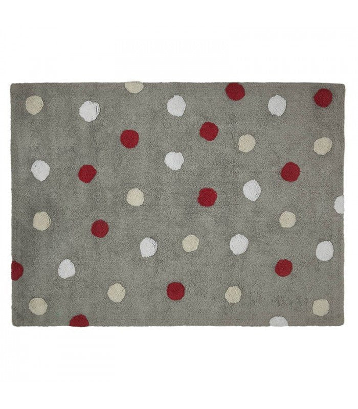 Topos Rug - Grey/Blue