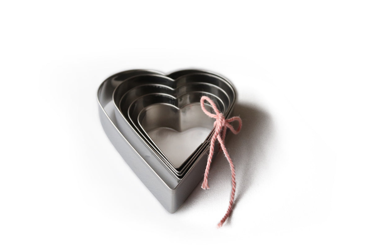 Heartfelt Cookie Cutter Set