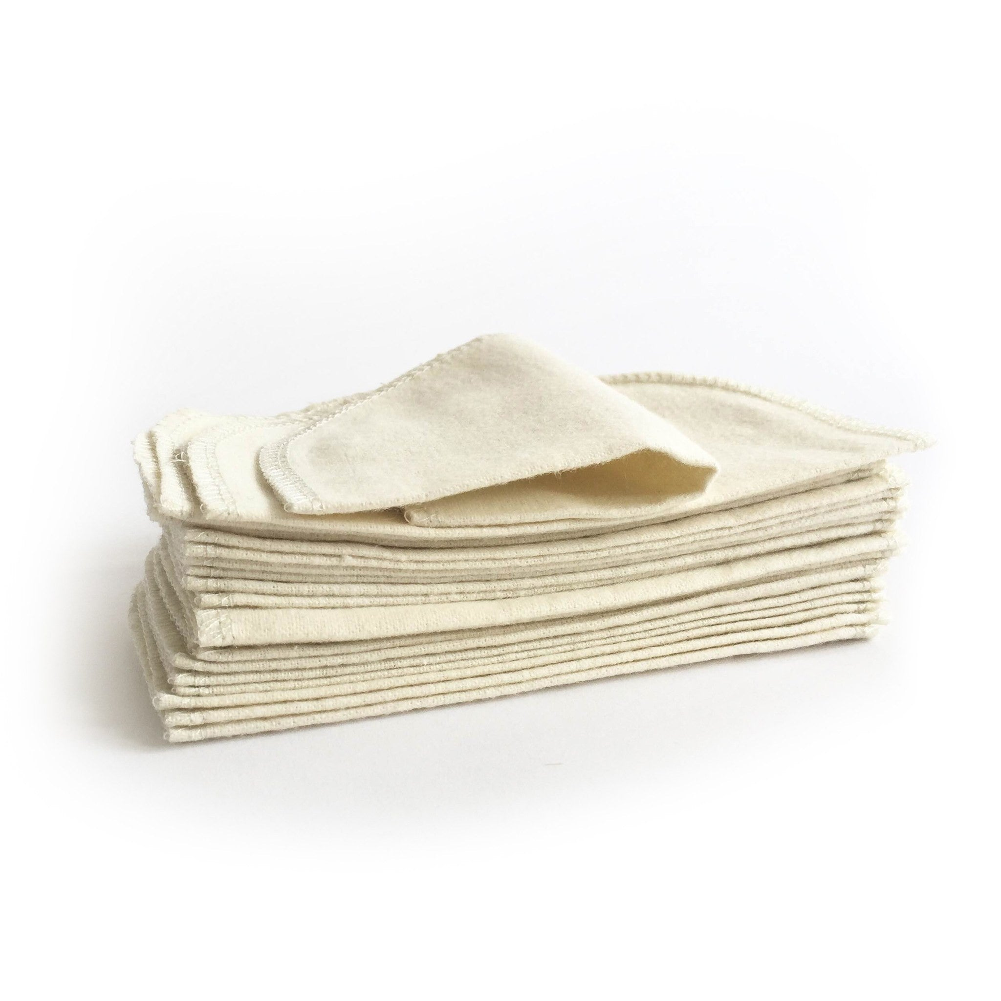 Family Cloth Wipes Natural Cloth Wipes - fawn&forest