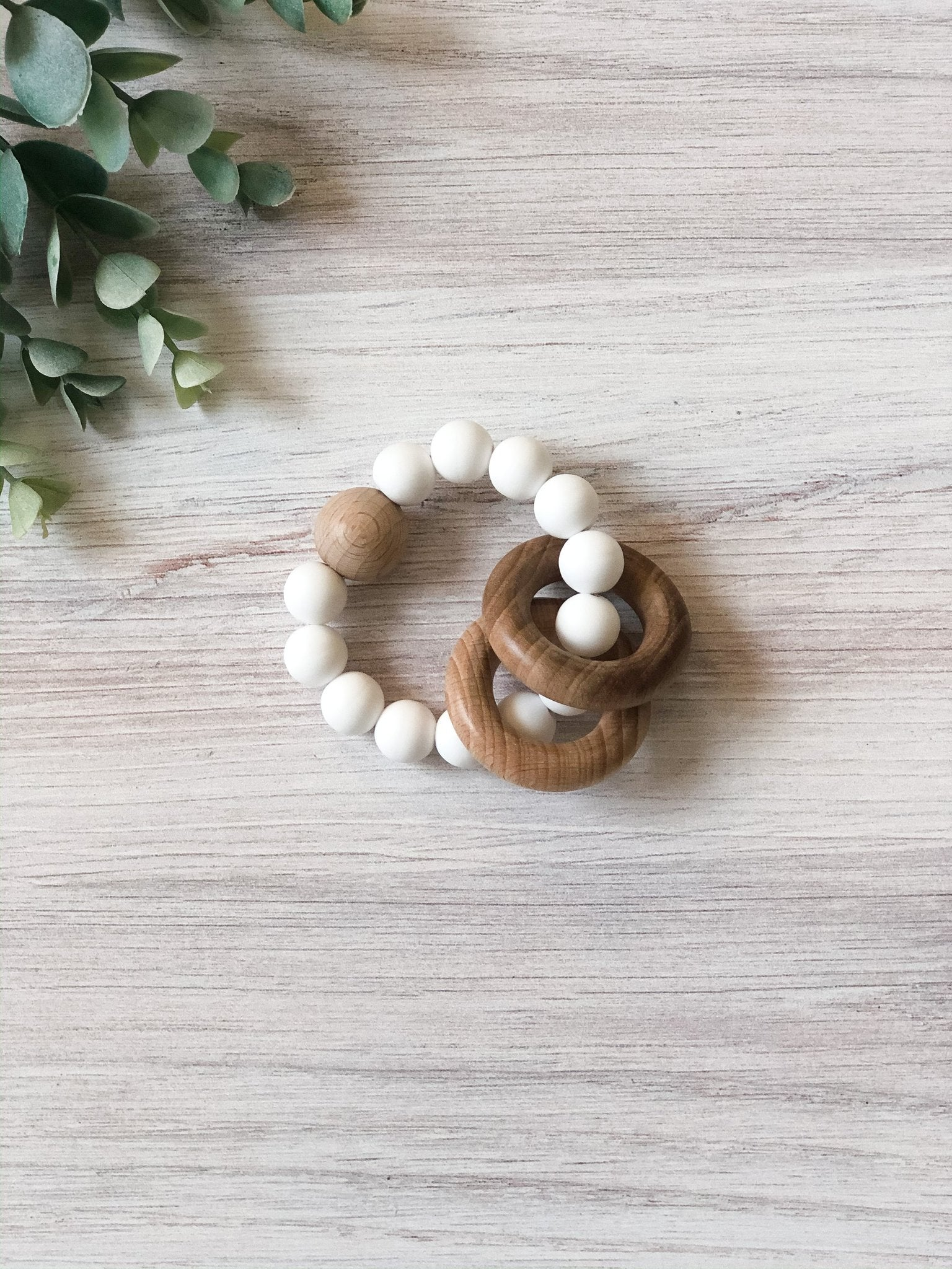 Madeline's Box Teething Ring