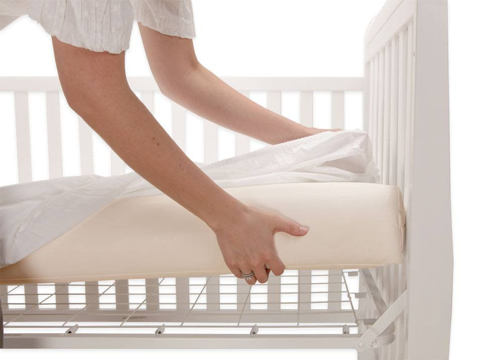 Lullabye Earth Healthy Support Crib Mattress - fawn&forest