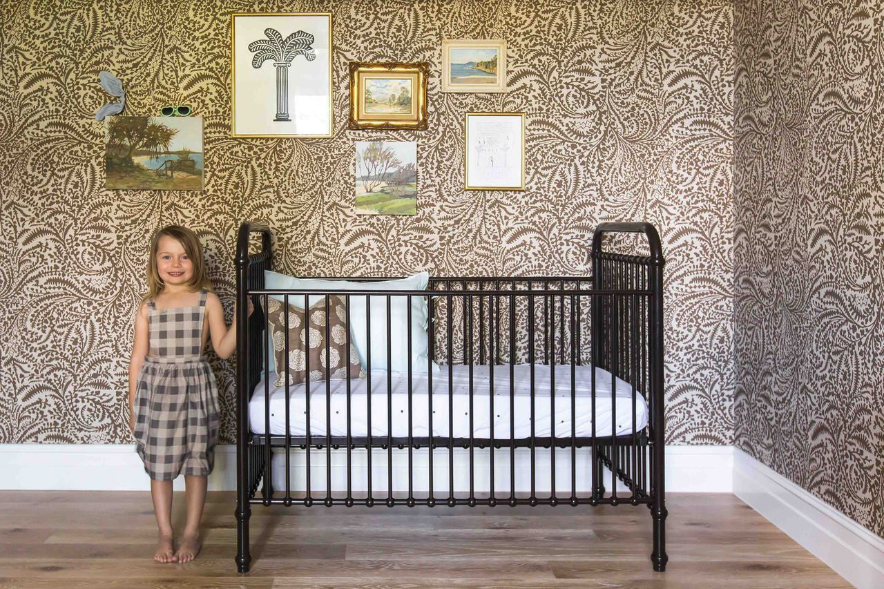Incy Incy Metal Crib - fawn&forest