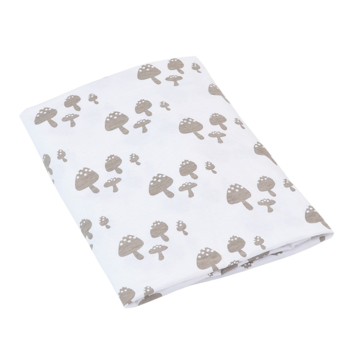 Kidwild Prints Organic Crib Sheet