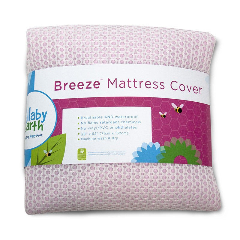 Breeze Airflow Crib Mattress Cover