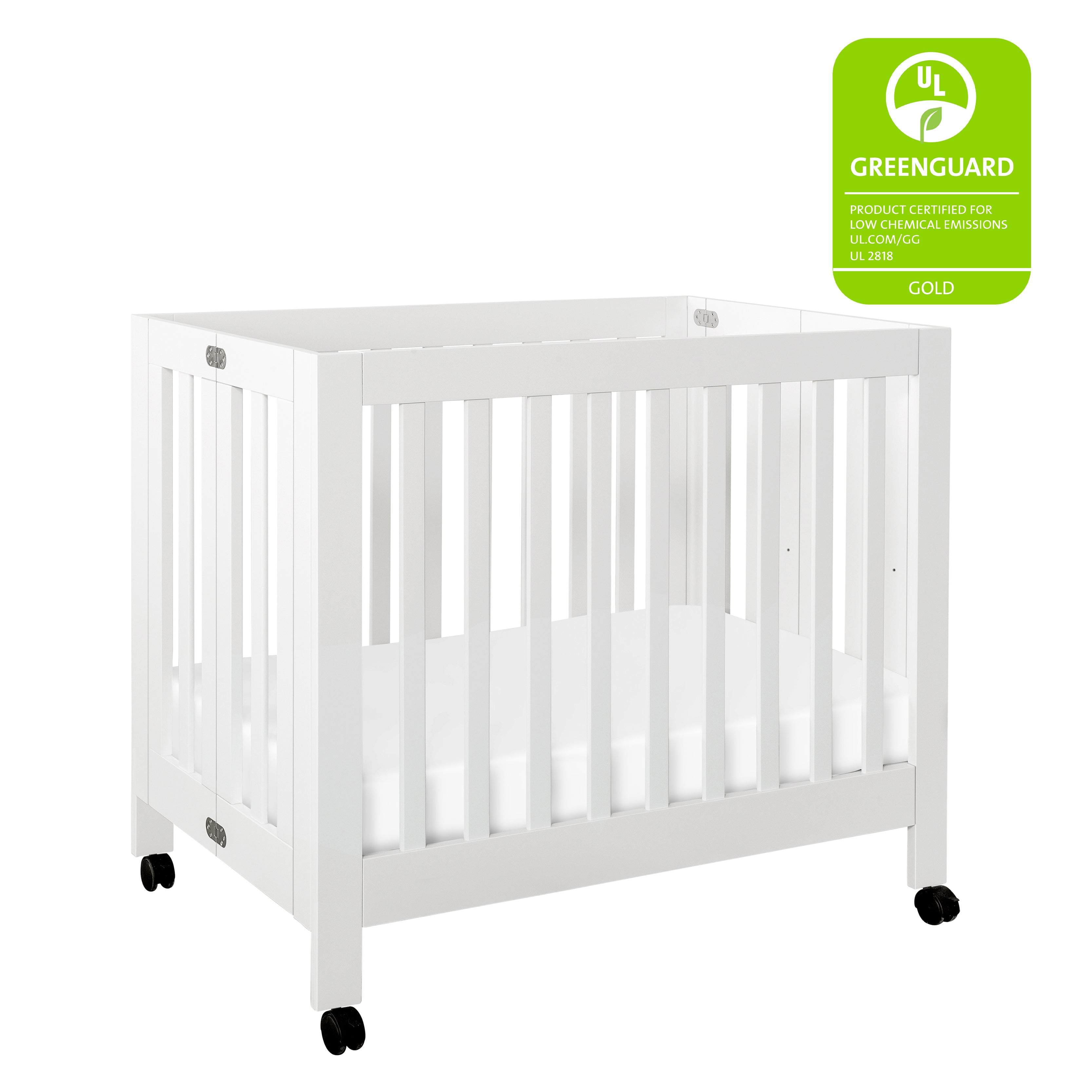 🌸 lil bed, lil lady 😍 • #babyletto Origami crib • ��� | Cribs ... | 3333x3333
