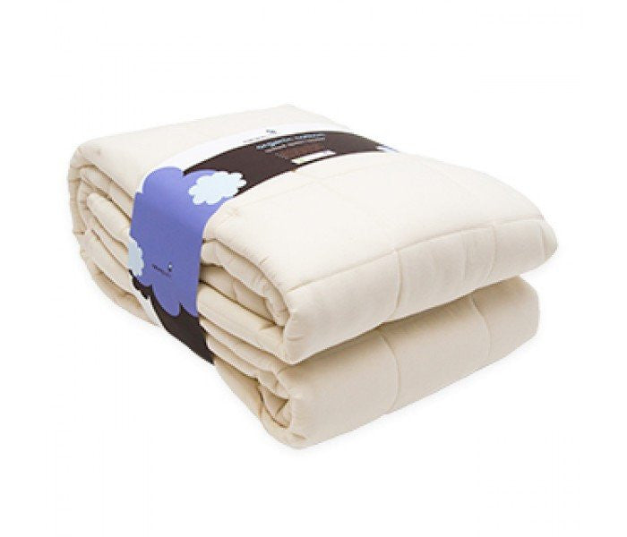 Naturepedic Organic Non-Waterproof Cotton Flannel Protector Pad