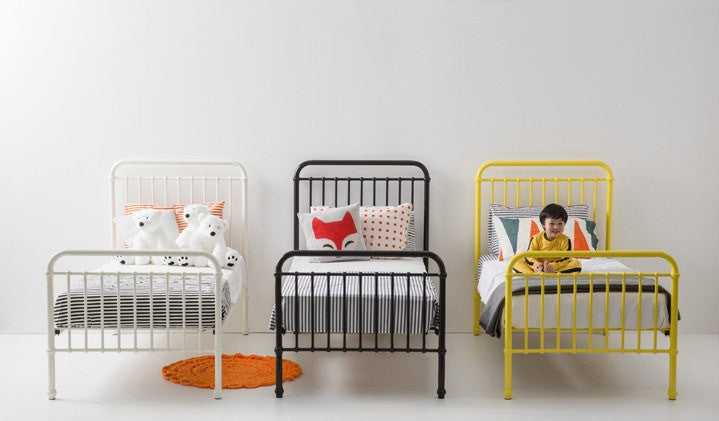 Incy Incy Metal Bed - fawn&forest