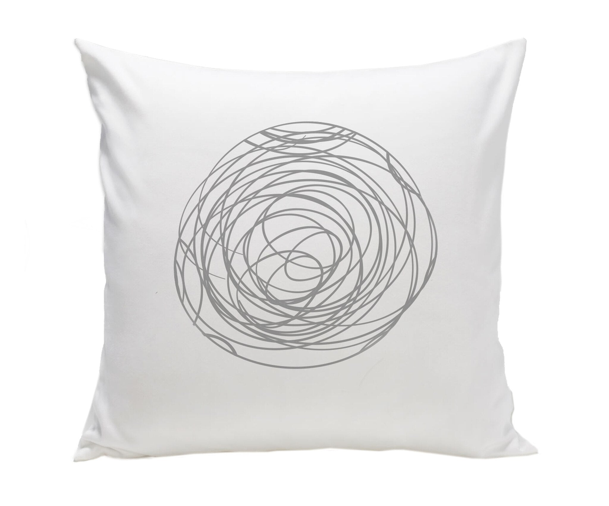 Spot On Square Spun Pillow