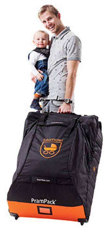 Stokke Stokke PramPack Travel Bag - fawn&forest