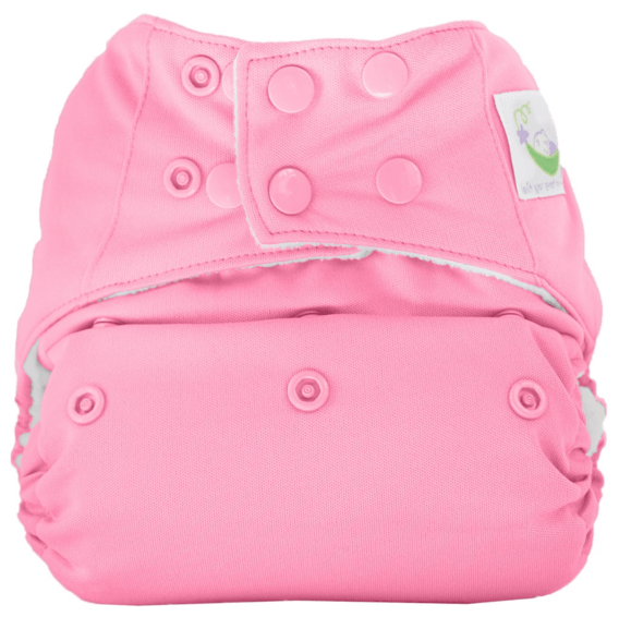 One Size Pocket All-In-One Cloth Diaper