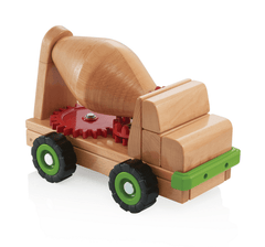 Guidecraft Bigblock Cement Mixer - fawn&forest